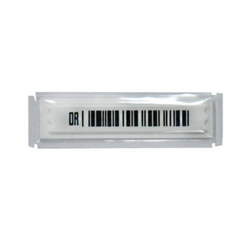 AM 58KHz  barcode Waterproof EAS system Commodity Security Soft Label for supermarket